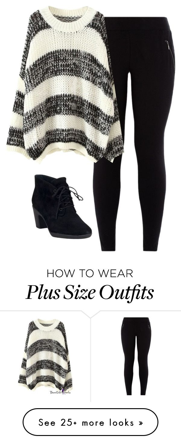 """Read d"" by kikilane on Polyvore featuring Clarks"