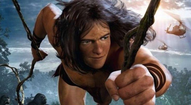 Tarzan 3D : La Bande annonce Française officielle #MetropolitanFilms, #Tarzan, #Tarzan3D