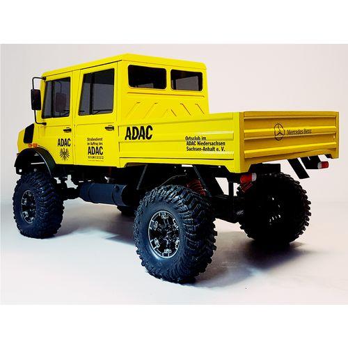 Unimog U5000 - wheelbase 300mm (CFX-W) - JKRC