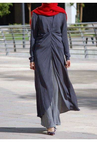 Cardi Tunic...$99.00...Annah Hariri...love, love, love this outfit...check out the web site...annahariri.com