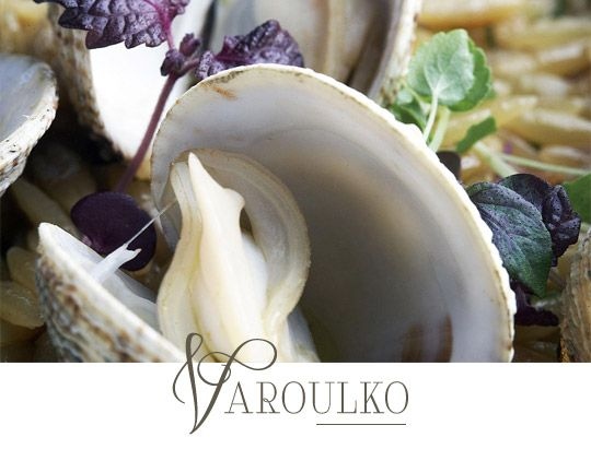 """""""VAROULKO"""" : Varoulko is famous for its gourmet delicacies based mainly on products offered by the sea, a trademark of Greece"""