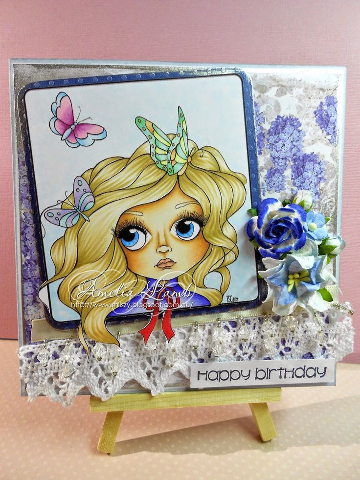 Milly's Cards: The Stamping Chef - Suzette http://thestampingchef.com/Shop/