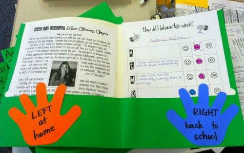 Innovative Ways to Organize Take Home Folders for Your Classroom