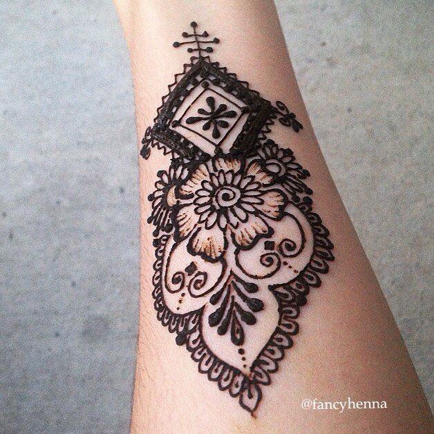 how to use henna powder for tattoos