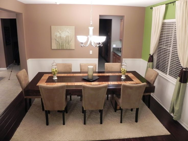 13 best Dining room table ideas images on Pinterest | Dining room ...