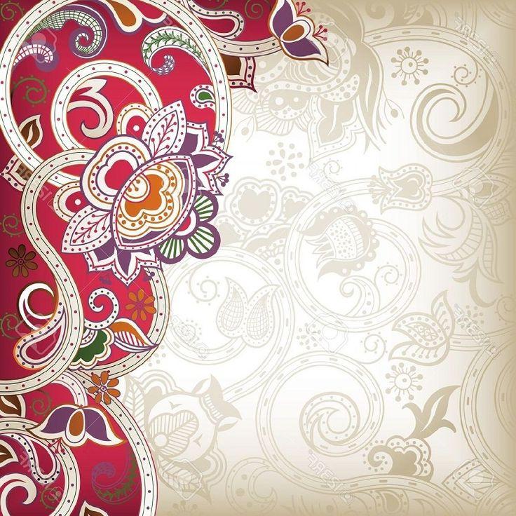 hindu wedding invitation card background design check more