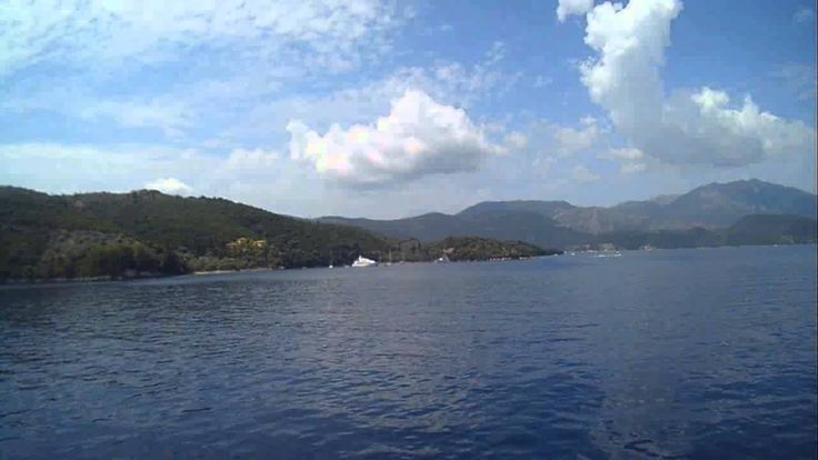 Μεγανήσι απο ferry