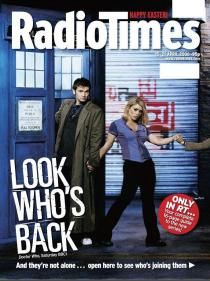 Tennant and Piper top Radio Times poll - The Doctor Who News Page