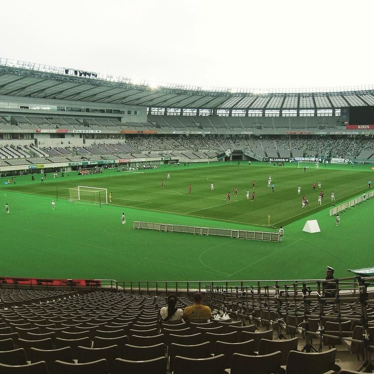 Which are the best seats to see a soccer match?  About the picture: the Ajinomoto Stadium is the home of Japanese League Division 1 football club F.C. Tokyo and Japanese League Division 2 football club Tokyo Verdy  #Stadium #Field #teamwork #Game #Match #footballplayer #soccerfan #fussball #football #soccer #futbol #worldsoccer #globesoccer #Japan #afc #ACL2016 #jleague #fctokyo by globesoccer