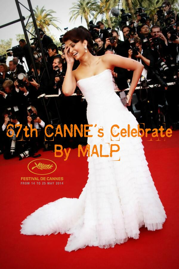 Fan's are eager to watch me  .....Coming soon 16.05.2014. CANNES