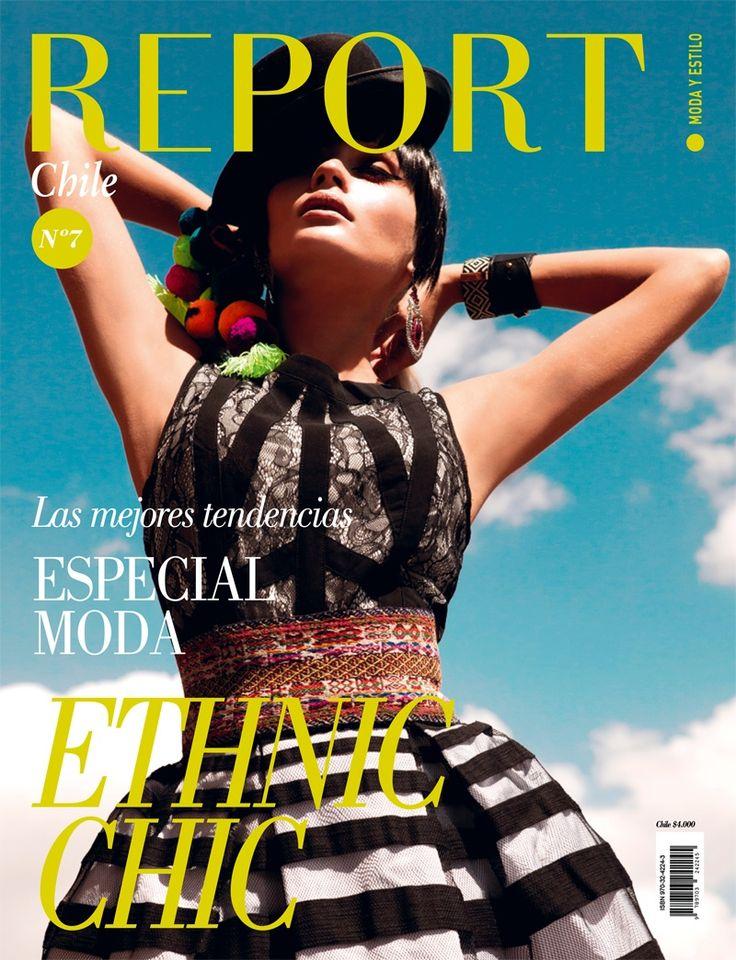 REPORT 7 Especial Moda Primavera
