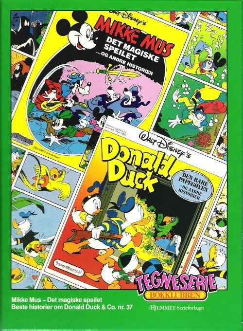 """""""Donald Duck - den rare papegøyen og andre historier"""" av Disney"""