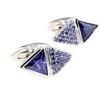Deks Bros Purple Crystal Honeymoon Kol Düğmesi-Taşlı Kol Düğmeleri-DEKS BROS-DEKS BROS PURPLE CRYSTAL HONEYMOON KOL DÜĞMESİ-Taşlı Kol Düğmeleri-DEKS BROS-Kol Düğmesi, Kravat, Gömlek, hediye ve tüm aksesuar çeşitleri