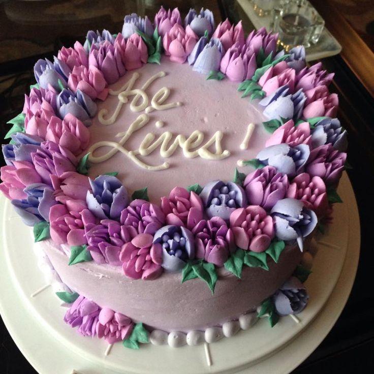 Cake com bico russo