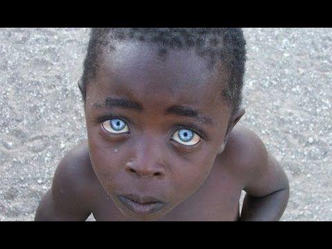 El niño negro mas hermoso del mundo       Niño negro con ojos azules         El bebe mas negro del mundo
