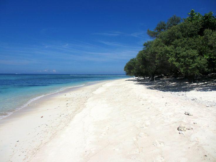 A mettre à tout prix sur sa liste d'endroits à visiter: Les iles gili, trawangan, air, meno. #Gili #Trawangan #Meno