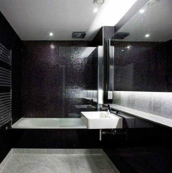 15 Wichtige Lektionen Furs Leben Schwarze Badezimmer Schone