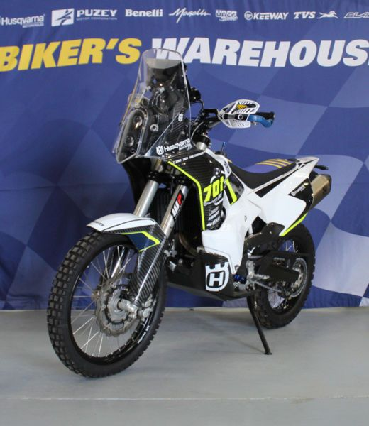 Husqvarna 701 with Omega Rally Kit in Northgate image 1