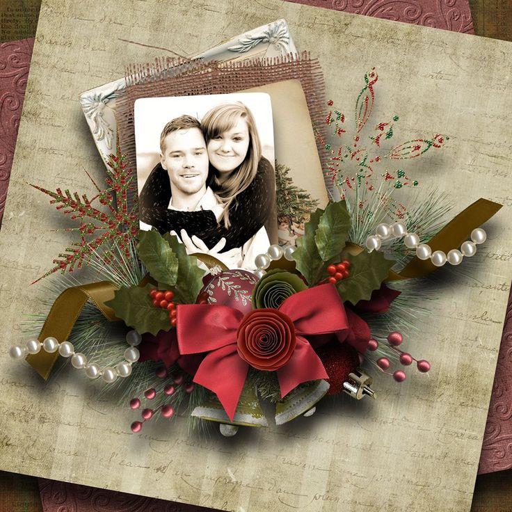 NEW Bundle/Kit ... A Vintage Christmas by Laitha's Designs  *Full Collection Bundle @ http://shop.scrapbookgraphics.com/A-Vintage-Christmas-Full-… *Kit @ http://shop.scrapbookgraphics.com/A-Vintage-Christmas-Page-…