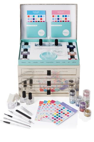 The ultimate DIY nail-art kit.