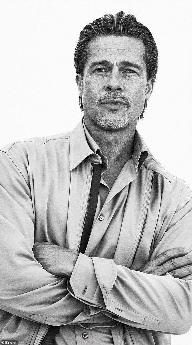 Brad Pitt Wallpaper 2 Dorawang Blog Brad Pitt Brad Handsome Men Quotes