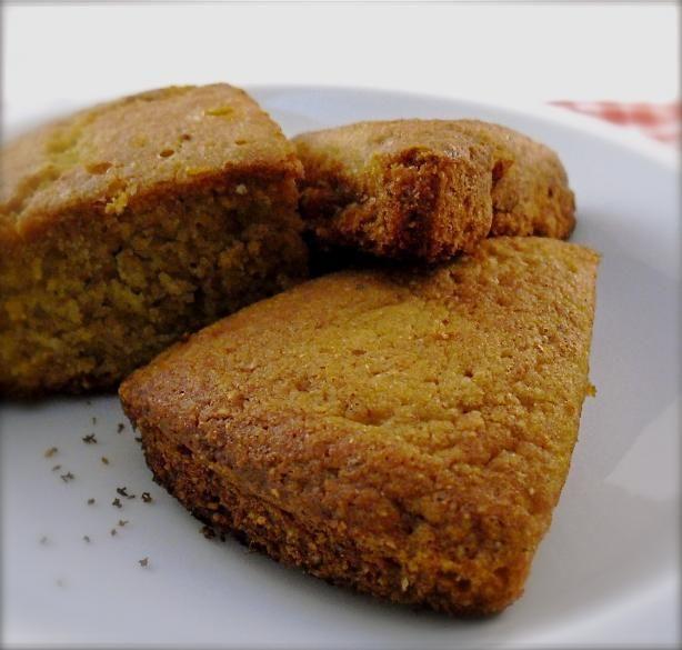 Yellow Corn Muffins (Like Jiffy Cornbread Mix)