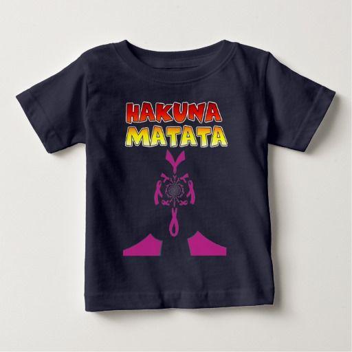 De Voorlichting Hakuna Matata van Kanker van de #Hakuna #Matata #Kleding