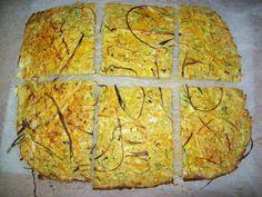 Ricette Gruppo Sanguigno: Cialda di chicchi di quinoa e verdure