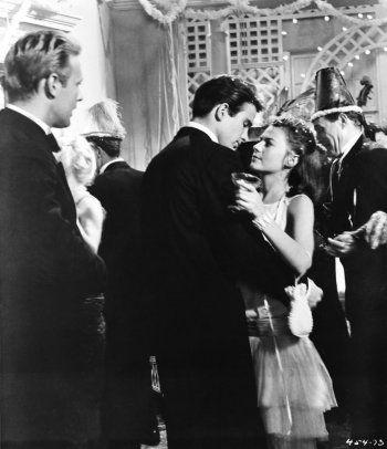 Warren Beatty and Natalie Wood in Splendor in the Grass directed by Elia Kazan, 1961