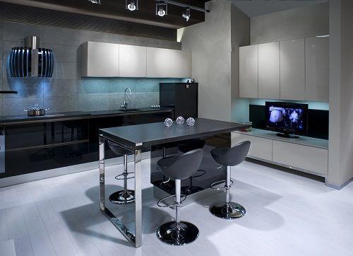 Dise os de cocinas integrales modernas 2013 para m s for Disenos de cortinas modernas
