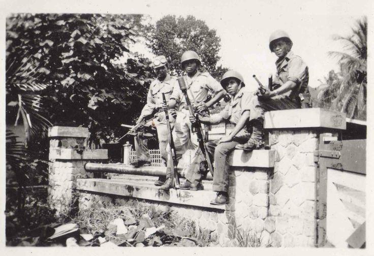 KNIL soldaten (2e politionele actie)