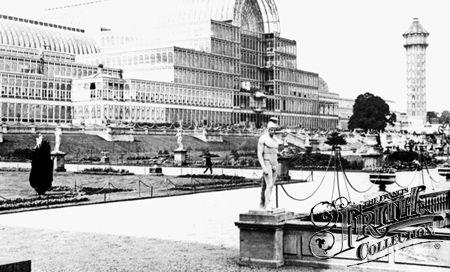 Crystal Palace 1900, London