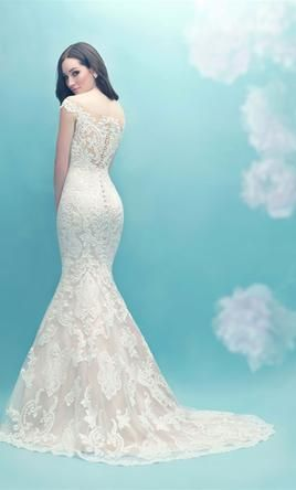 Allure Bridals wedding dress currently for sale at 29% off retail.