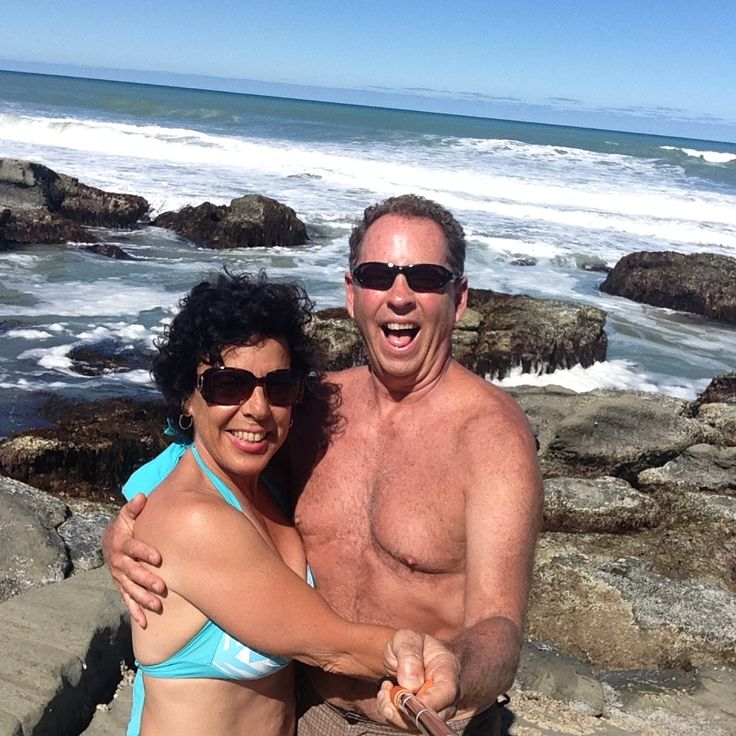 at Ocean Beach