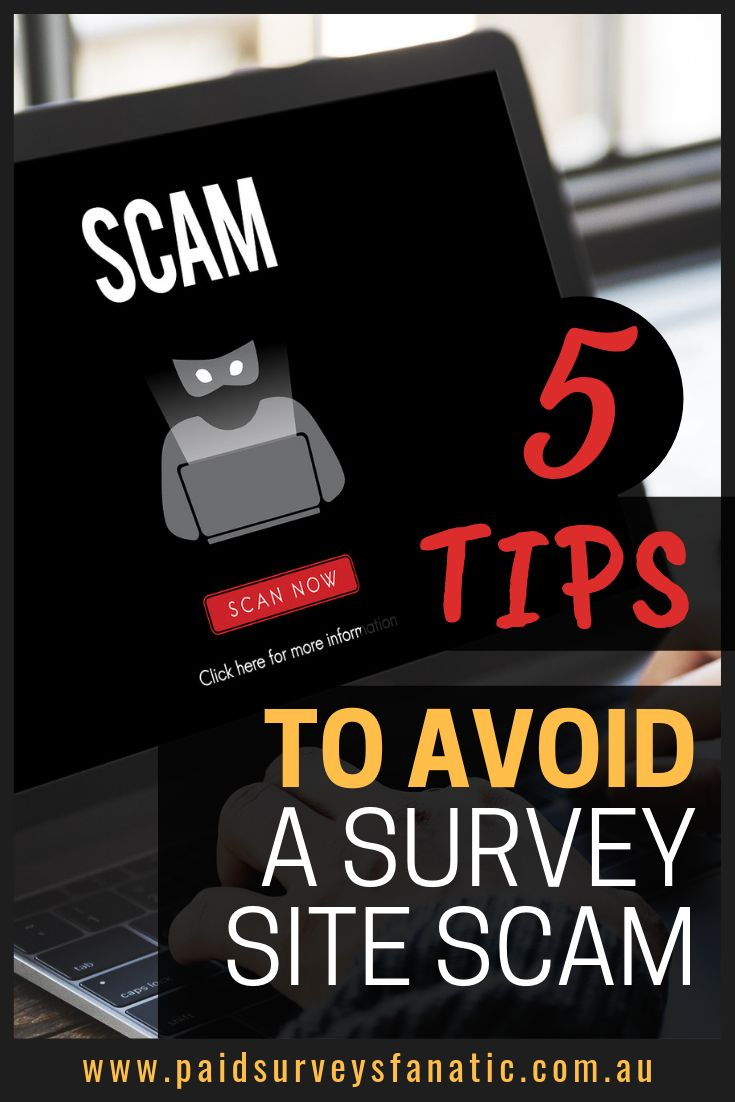 HOW TO AVOID A SURVEY SITE SCAM Use my hints and tips to avoid falling foul of … – Ideas to Make money online