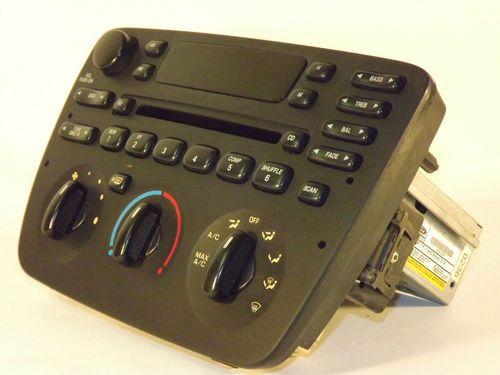 Mercury Sable AM FM CD Radio 2000 2001 2002 2003 2004 Fully Serviced - Warranty