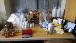 A Polícia Federal deflagrou na manhã desta terça-feira (6) uma ação de combate ao comércio irregular de anabolizantes e medicamentos de origem clandestina em Rio Grande, no sul do Estado. Batizada de  ...