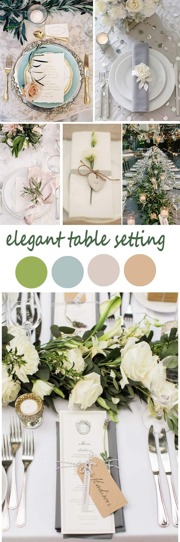 Top 10 Rustic Ideas From 1950s To Rock Your Wedding shade of grey wedding decorations/ rustic wedding ideas/ mint wedding ideas
