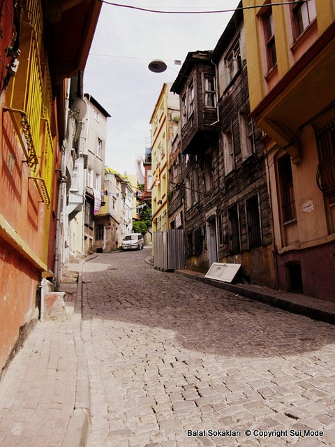 Balat Streets #istanbul #Turkey by Sui Mode, via Flickr