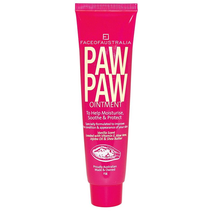 Face Of Australia Paw Paw Ointment 25 g
