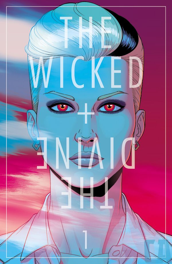 Jamie McKelvie - The Wicked and the Divine #1