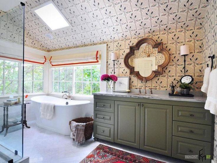 Best Bathroom Images On Pinterest Bathroom Ideas Bath Ideas - Patterned bathroom rugs for bathroom decorating ideas