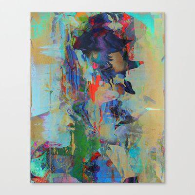 Untitled 20140912b Canvas Print by tchmo - $85.00