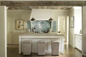 Island and natural stone