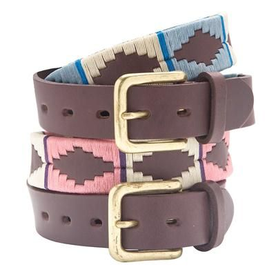 Ladies Polo Belt (I loves these)