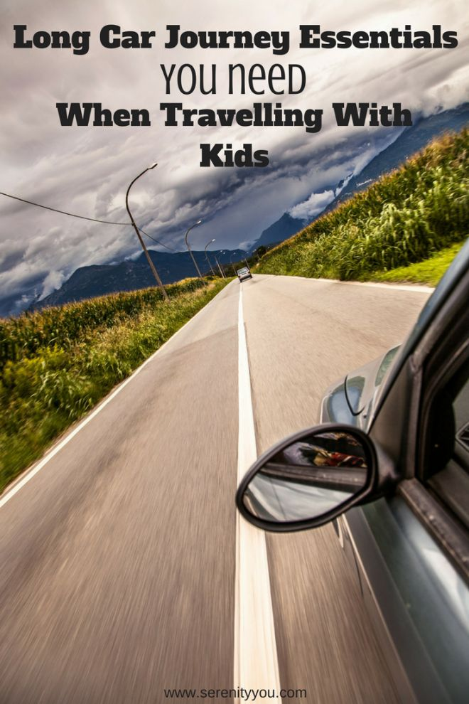 Long Car Journey Essentials You Need When Travelling With Kids Enterprise Rent A Car Travel With Kids Driving