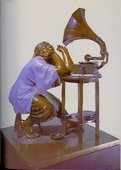 Enrique grau.escultura.