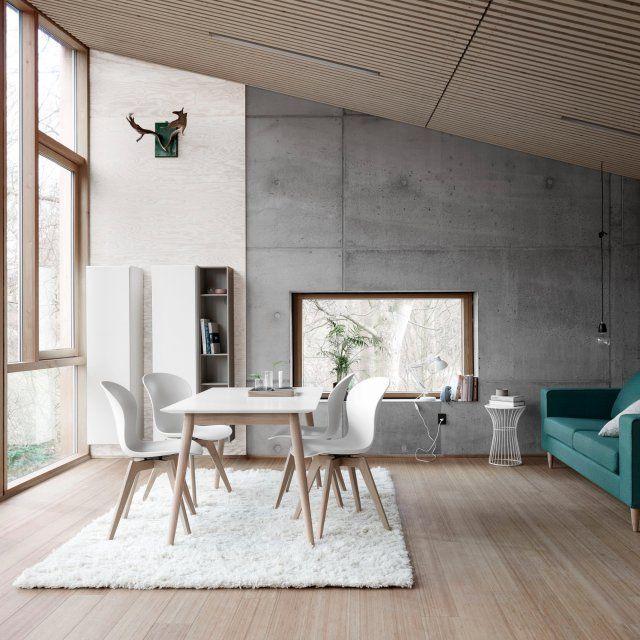 Les 25 meilleures id es de la cat gorie table avec for Table de salle a manger avec rallonge et chaises