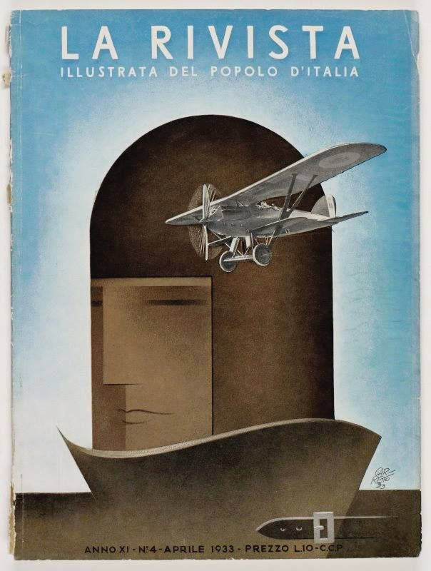by Paolo Garretto, 1933 via Puk