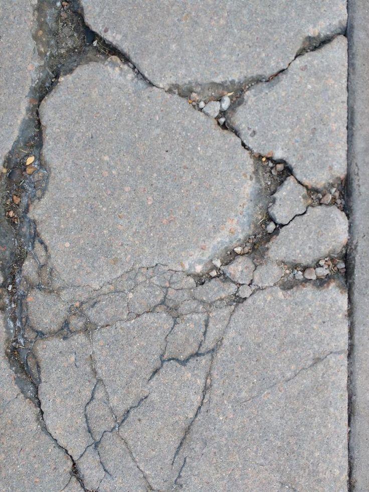 Best 25 Broken Concrete Ideas On Pinterest Garden Ideas